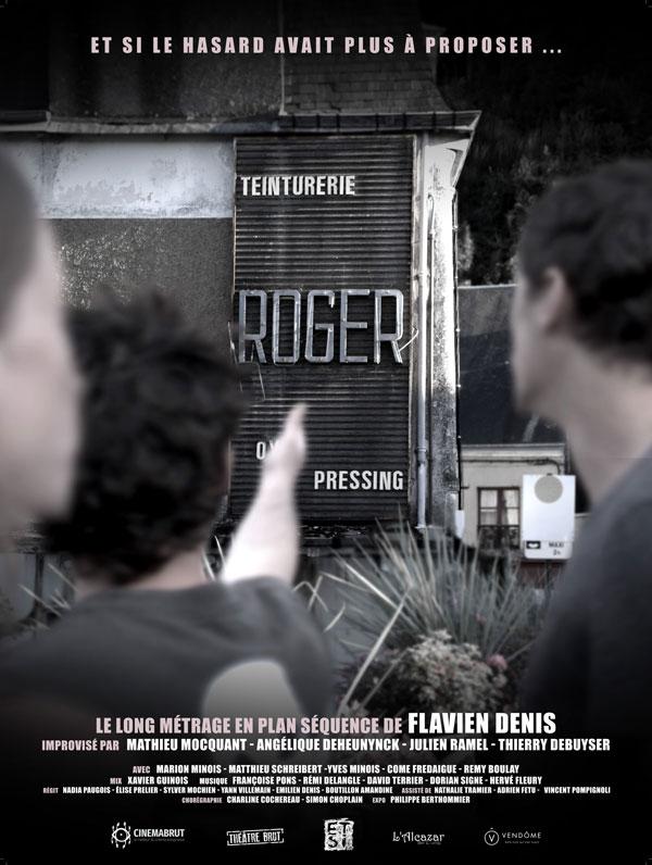 Affiche Roger